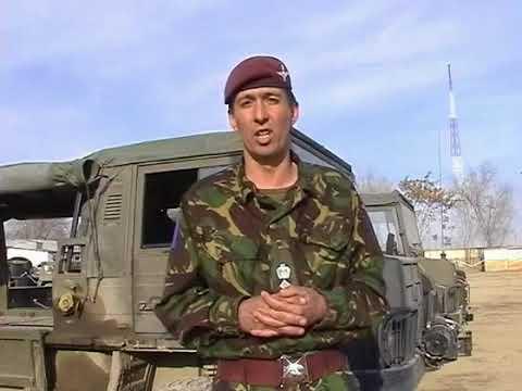 2 Para Op Fingal Kabul Afghanistan 2002.