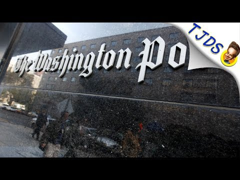 Download Youtube: Washington Post Caught Blatantly Lying To Their Readers Yet Again