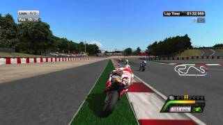 MotoGP 13 Demo Gameplay [PC 1080p - Max Settings]