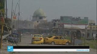 حرب شوارع ضارية في محيط جامع النوري في الموصل
