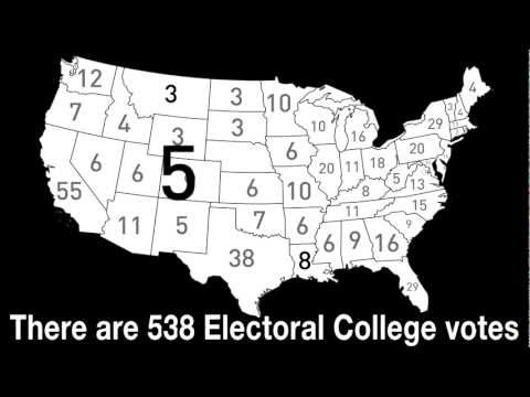 Elections 2012: The Electoral College