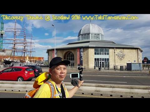 UK EP#17 Discovery Dundee เที่ยวเมืองดันดี สก๊อตแลนด์