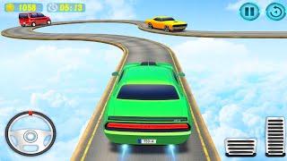 Impossible Car Stunt Mega Ramp: Car Games - Android gameplay 2021 screenshot 5