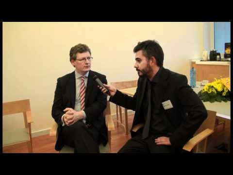 Bilbao EU-OSHA summit interview with László Andor european commissioner for employment