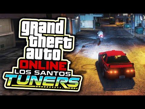 LUSORS rasieren ERSTE HEIST im NEUEN GTA UPDATE🔥 (LOS SANTOS TUNERS)