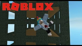 A Game About Breaking Your Legs | Roblox Ragdoll Engine Funny Moments