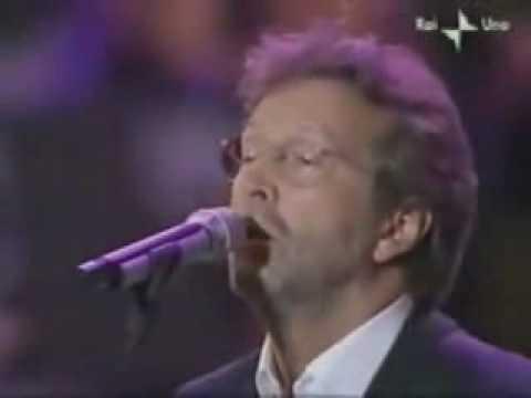 Eric Clapton, Pavarotti- Holy Mother.wmv