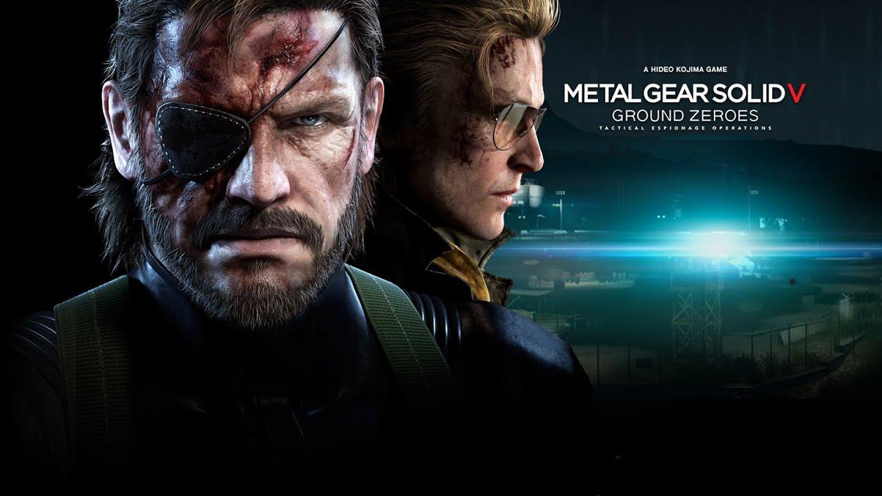 Metal Gear Solid Ground Zeroes Metal Gear Solid Ranking MGS Ranking Metal Gear Solid Rückblick Metal Gear Solid Retrospektive Metal Gear Solid Retrospective MGS Rückblick MGS Retrospektive MGS Retrospective