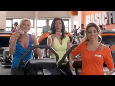 Commercial basic fit youtube for Basic fit inschrijven