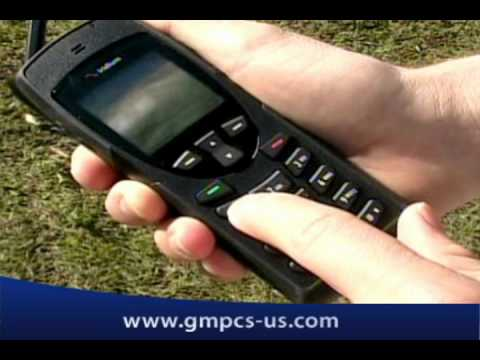 Iridium 9555 Satellite Telephone Overview