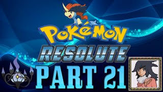 Pokemon Resolute Walkthrough Part 21: The Psychic Caroline