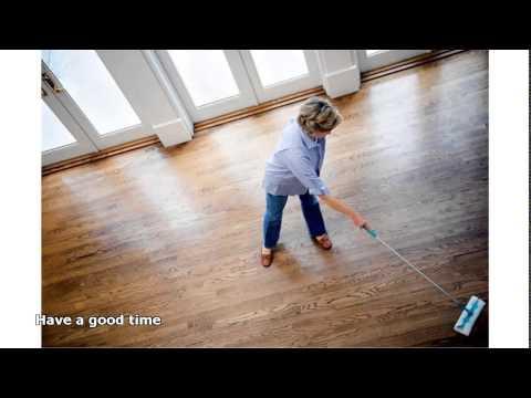 care of hardwood floors