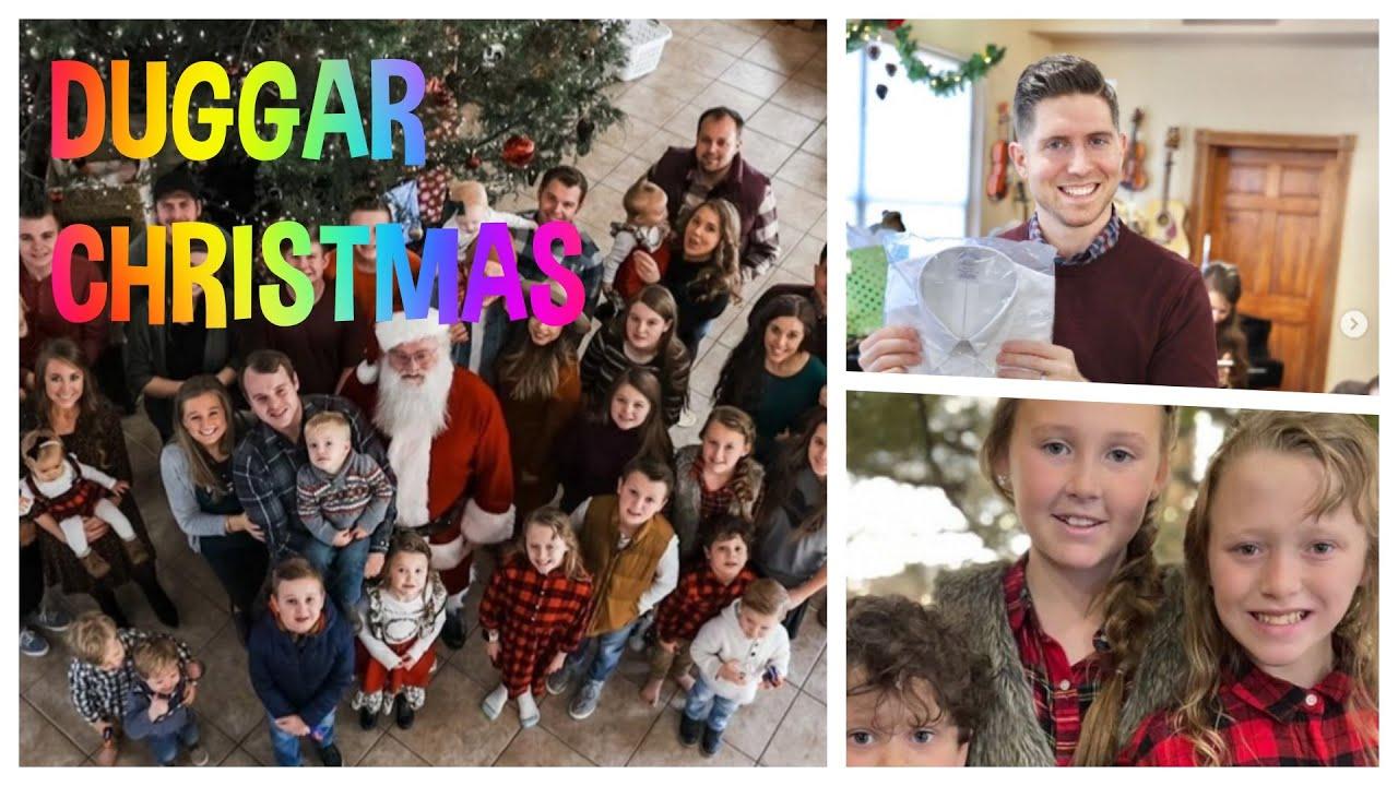 Duggar Update!!! Ben Ordained as Pastor - Duggar Family Christmas 2021 And More!!