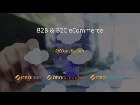 Disruptive Trends in B2B eCommerce - OroCommerce