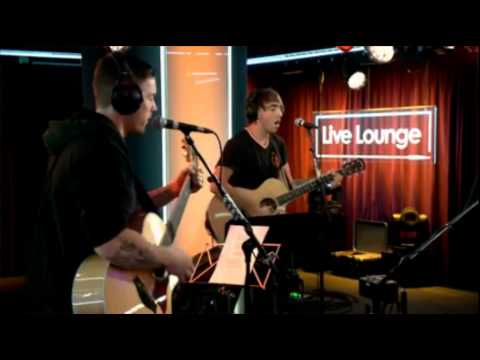All Time Low Something's Gotta Give BBC Radio 1 Live Lounge 2015