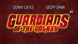 GUARDIANS OF THE GALAXY #1 Launch Trailer | Marvel Comics