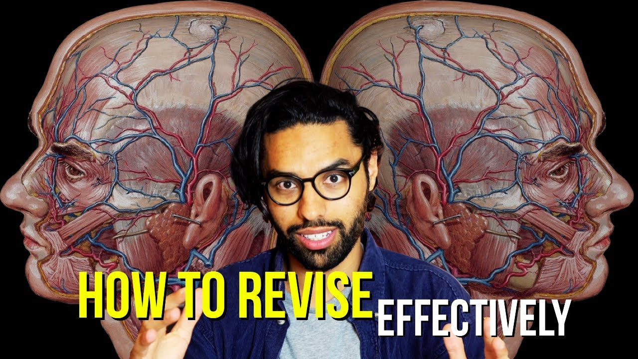 How To Study Effectively // Top Tips From a Doctor