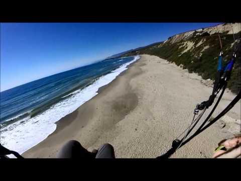 Bates Paragliding March 15, 2017, Santa Barbara