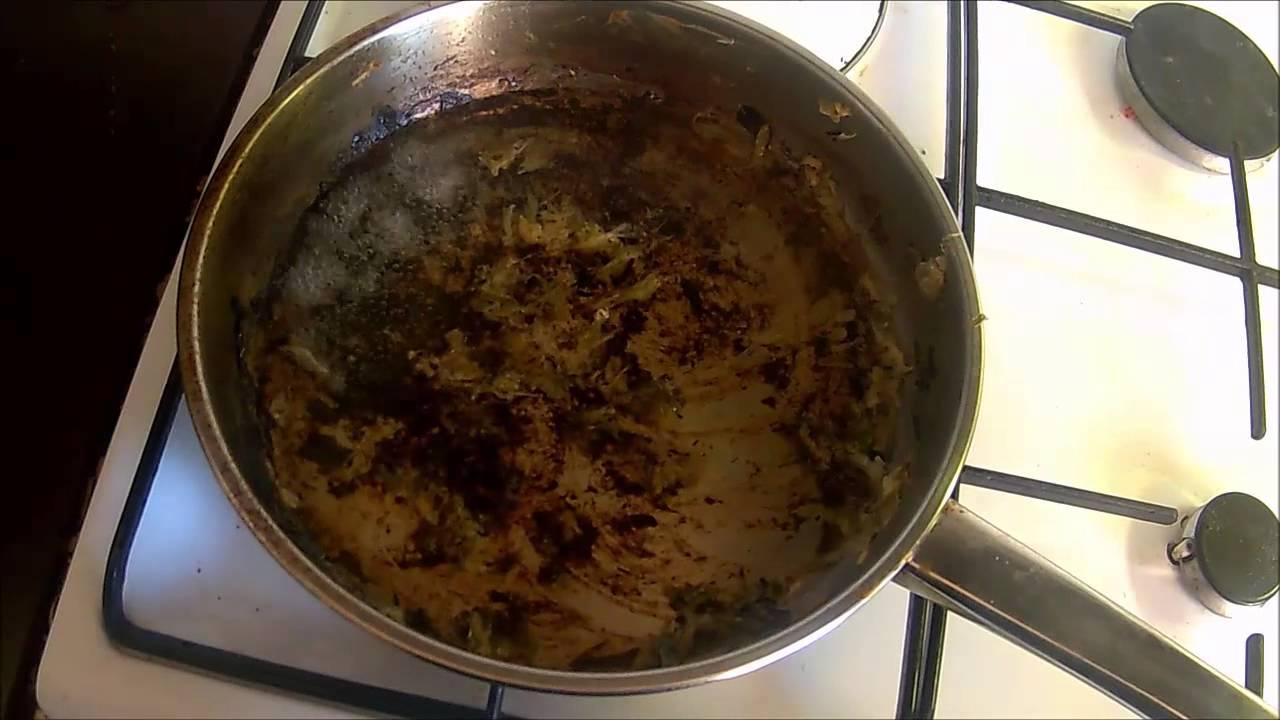 Enlever Rouille Sur Plancha En Fonte comment nettoyer une poêle brûlée ?
