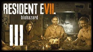 RESIDENT EVIL 7: BIOHAZARD Part 3: Willkommen in der schrecklich netten Familie