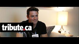 Yannick Bisson Interview - Murdoch Mysteries
