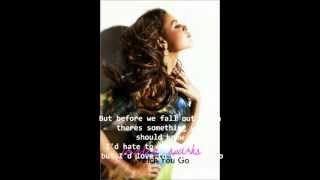 Jordin Sparks ~ Watch You Go:*: ~From Battlefield~ ** Watch the who...