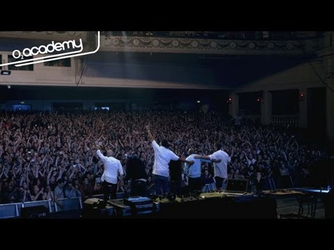 Jurassic 5 'A Day at The Races' live at O2 Academy Brixton