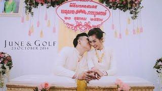 [Wedding Cinema] June & Golf - 23 October 2014