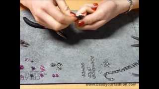 Sieraden maken - DIY Project 7: Een vrolijke boekenlegger maken Thumbnail
