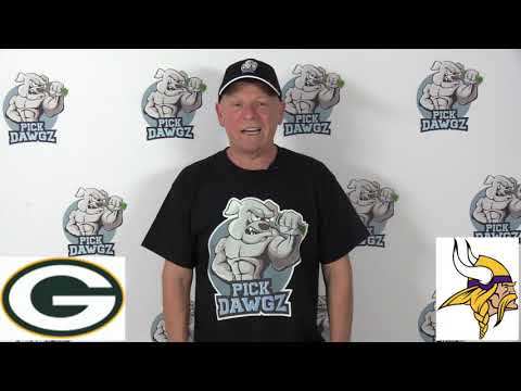 Green Bay Packers vs Minnesota Vikings NFL Pick and Prediction 12/23/19 Monday Night Football Pick
