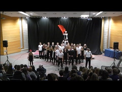 Vocal Group Showcase, UCD Musical Society - HD