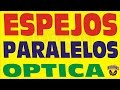 ESPEJOS PARALELOS-OPTICA