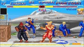 Super Street Fighter II X [3DO] - play as Gouki