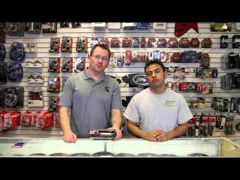 Dean and Fernando unbox the new 2014 Alpine CDE-154BT CD head unit.