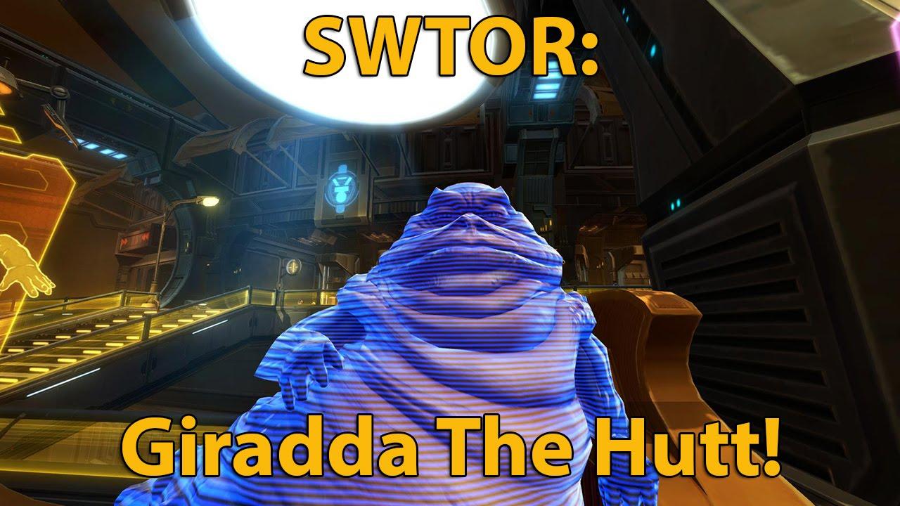 Swtor Giradda The Hutt Meme Master Youtube