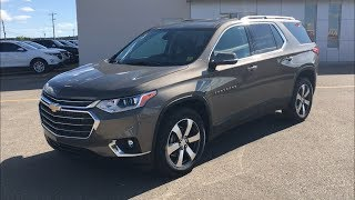 2020 Chevrolet Traverse LT AWD Review