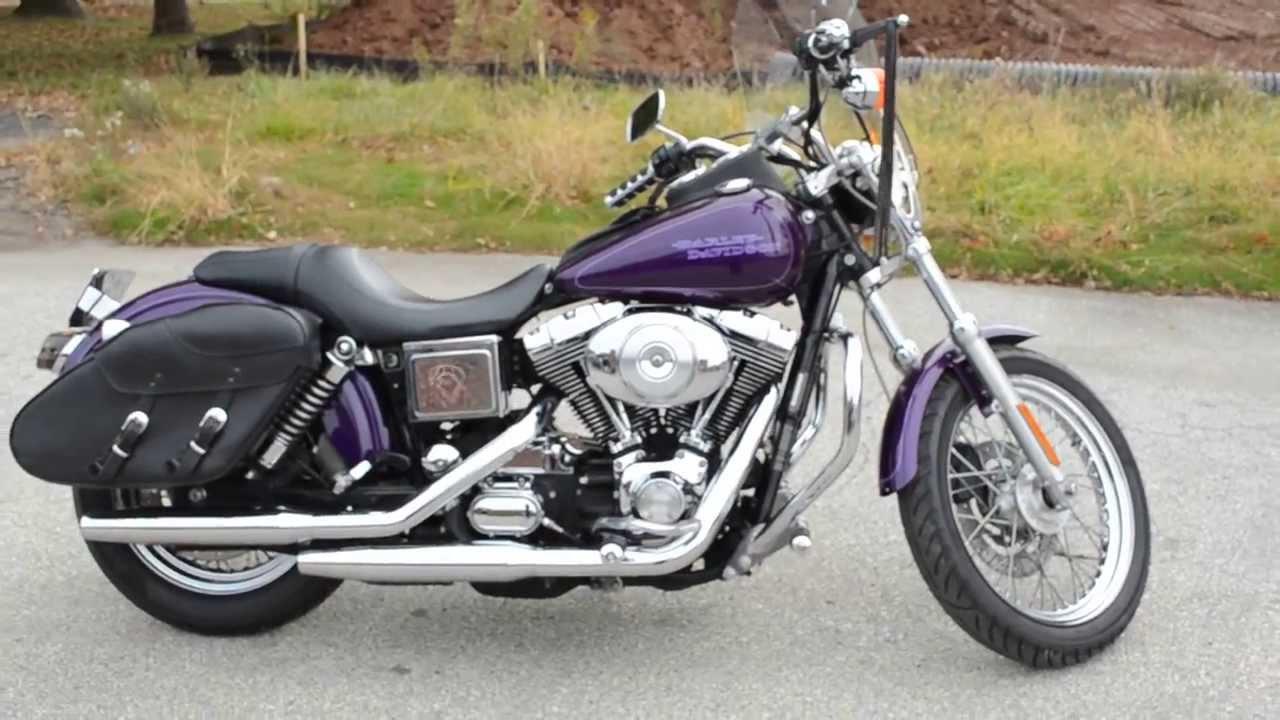 for sale 2001 harley davidson fxdl dyna low rider at east 11 motorcycle exchange llc youtube. Black Bedroom Furniture Sets. Home Design Ideas