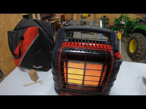Mr Heater Little Buddy And Big Buddy Heaters Are They Safe