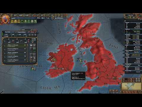 EU4 England - Ep.9 Cuba!