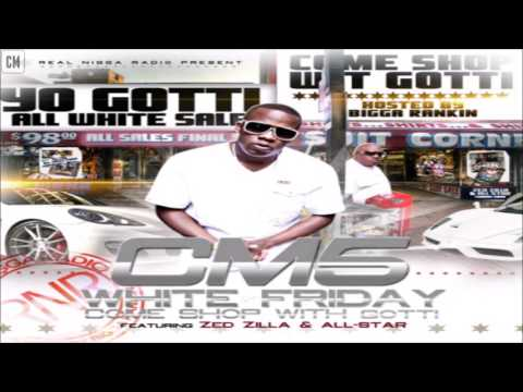 Yo Gotti - Cocaine Muzik 5 (CM5: White Friday) [FULL MIXTAPE + DOWNLOAD LINK] [2010]