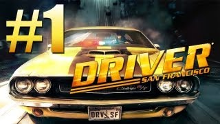 Driver San Francisco Primeiros minutos [DETONADO - PT- BR]