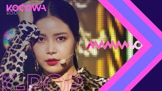 MAMAMOO - AYA [Show! Music Core Ep 702]