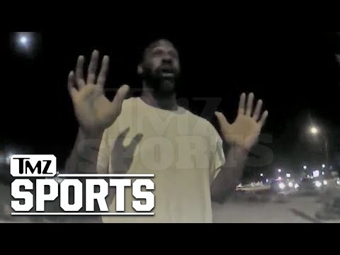 Donovan McNabb DUI Video: I