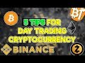 5 TIPS FOR DAY TRADING CRYPTO #Tips&Tricks