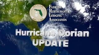 FRLA Hurricane Dorian Update September 2