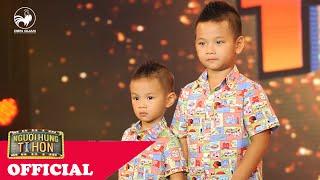 Người Hùng Tí Hon | Tập 5: Tài năng đặc biệt - Minh Quang & Minh Nhựt (Biệt đội Tí Hon)
