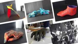 PUCP - Línea, forma y color: Taller de artes plásticas EE.GG.LL.
