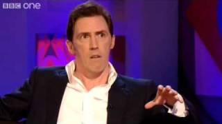 Rob Brydon Does Tom Jones - Friday Night With Jonathan Ross -  BBC One