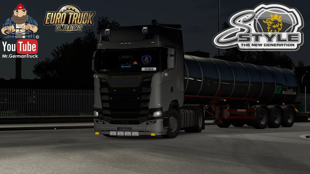 WIP) Scania S/R Extended Front bumper  V2 - Page 2 - SCS