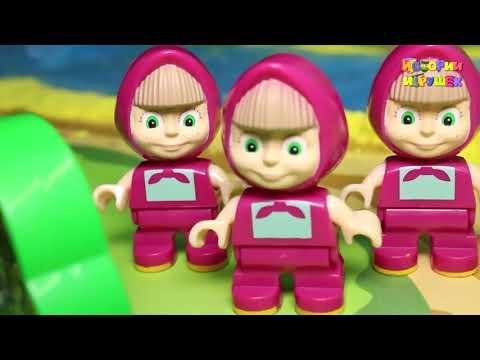 Мультики для детей все серии подряд без остановки Сборник видео с игрушками для самых маленьких